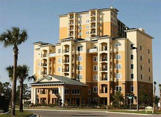 Lake Buena Vista Resort Village & Spa: front entrance