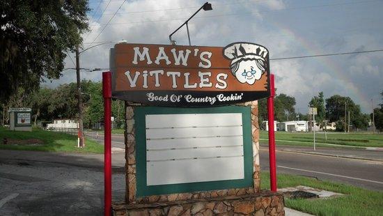 Maw's Vittles