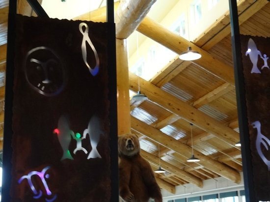 Alpenglow Restaurant- Grande Denali Lodge: Grand Denali restaurant