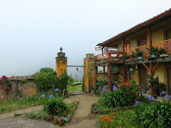 Hacienda La Posada de las Nubes: After the clouds rolled in.