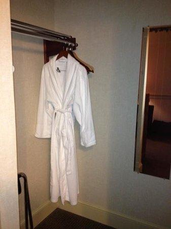Ridges Resort & Marina: closet