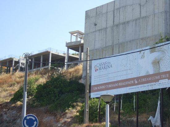 Cerro da Marina Hotel: not quite the dream in mind !!