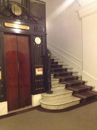 Hotel Majestic Roma: lobby