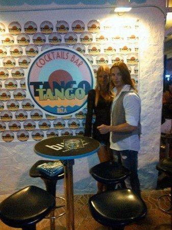 increible lugar tango bar