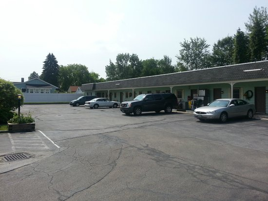 Swanton Motel: The motel