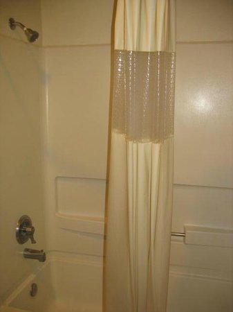 Americas Best Value Inn Yosemite-Oakhurst : Nice shower
