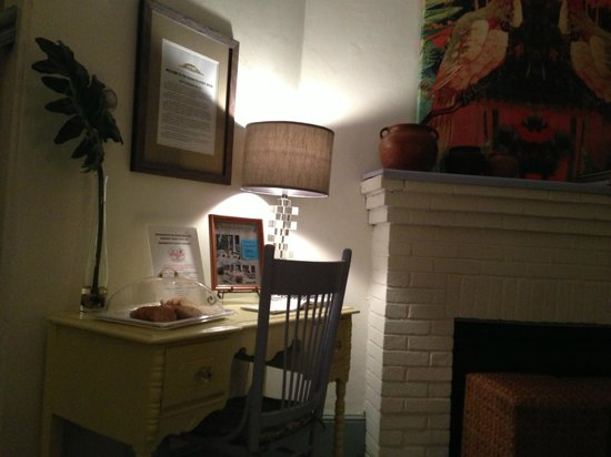 Rehoboth Guest House : Common Area