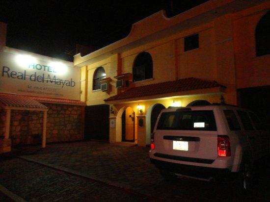 Hotel Real del Mayab: Fachada do Hotel