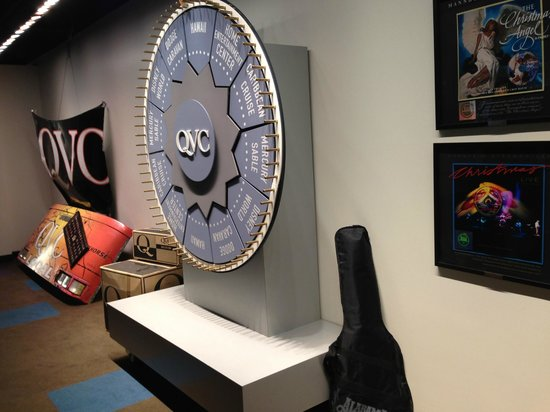 QVC Studio Park : Wheel