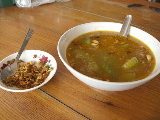 Min Min's : More... home made soup
