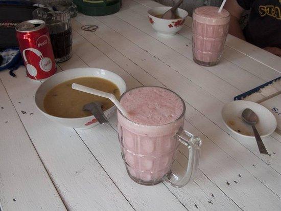 Min Min's : Great shakes