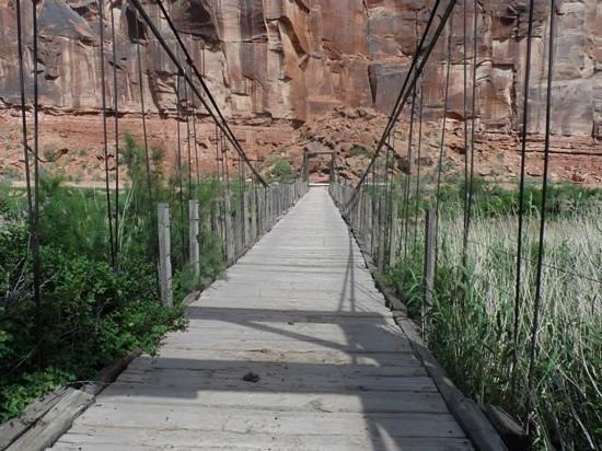 Grand Junction, CO: bridge