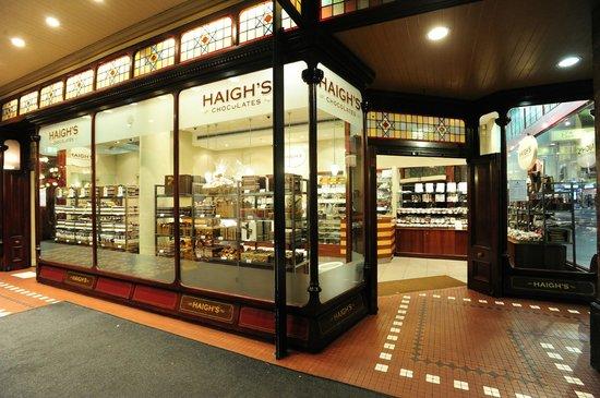 Haigh's Chocolates Strand Arcade