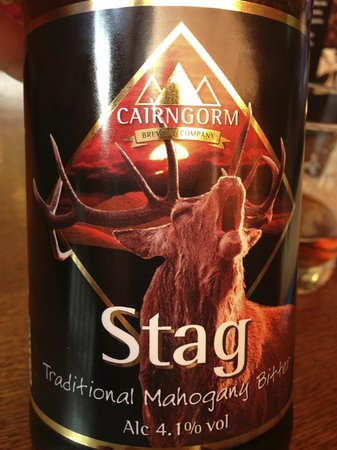 Cairngorm Brewery: Stag - our other favorite