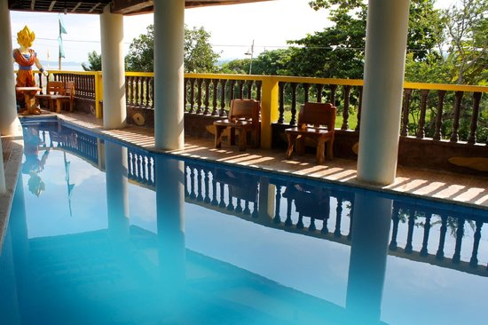 Costa Villa Beach Resort Pool Area