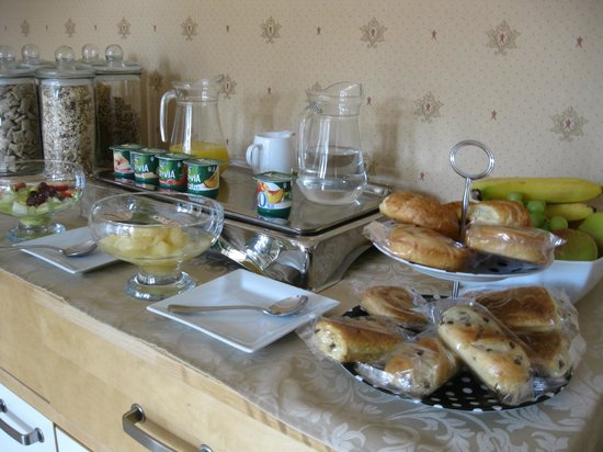 Coppice House: Breakfast