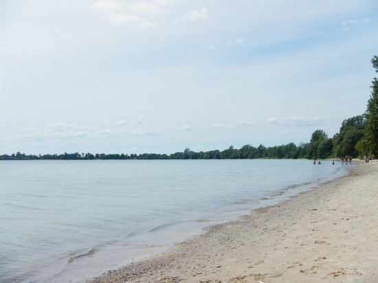 Wolfe Island, Canada: Big Sandy Bay