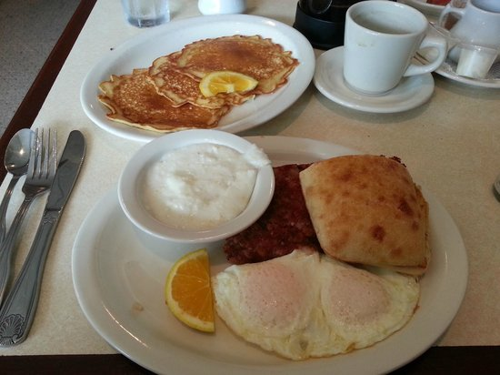 Marybeth's: The MB breakfast