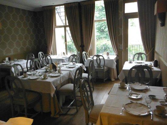 Paleis Hotel: Breakfast Room