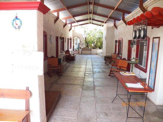 Hotel Posada San Martin: La Posada