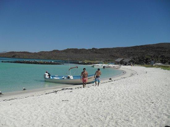 Hotel Posada San Martin: isla Coronado