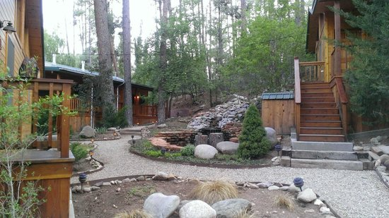 Ruidoso Lodge Cabins: Peaceful