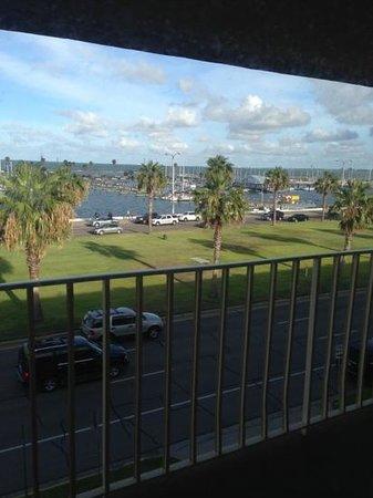 Super 8 Corpus Christi/Bayfront Area: room 425 nice!