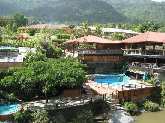 Hotel Grounds - Picture of Jarabacoa River Club & Resort ... Funny Bad Hotel Reviews