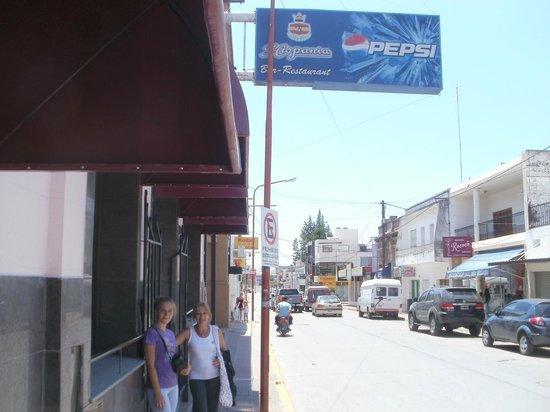 Alta Gracia, Argentina: Entrada sobre calle Urquiza
