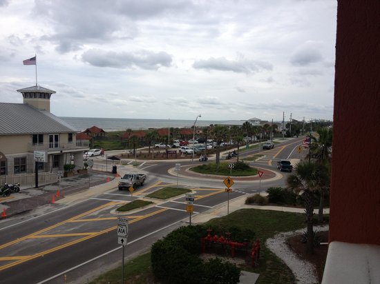 Amelia Hotel at the Beach : Our view