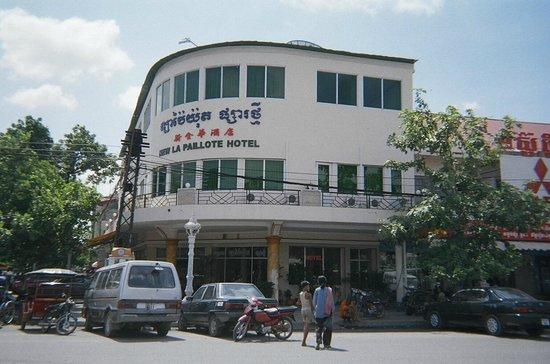 La Paillote Hotel: New La Pailotte Hotel, Phnom Penh
