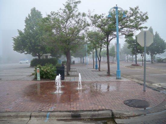 Canal Park: Splash fountains