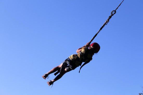 Smugglers' Notch Resort: Giant Swing