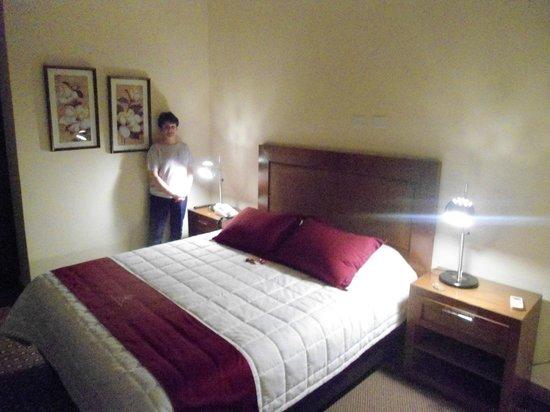 Gran Hotel del Paraguay: Apresentação do quarto
