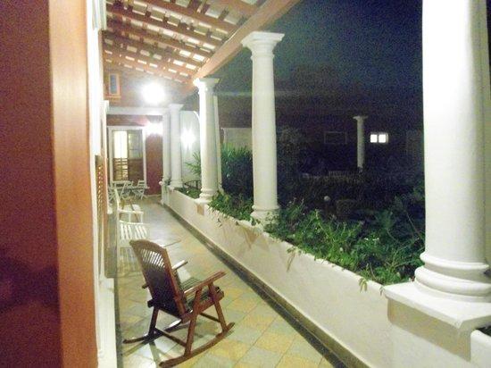 Gran Hotel del Paraguay: Área do hotel