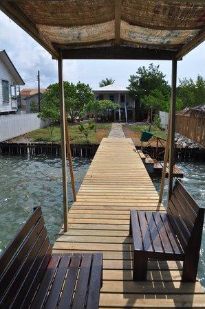 Rio Coco Cafe Dock