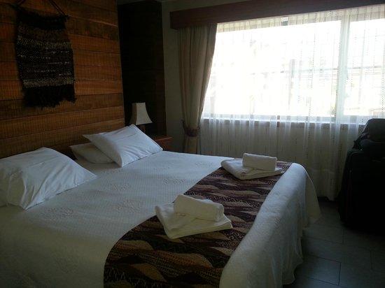 Hotel Vientos del Sur: Habitación
