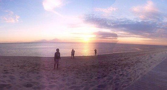 Aston Sunset Beach Resort : Sun Set