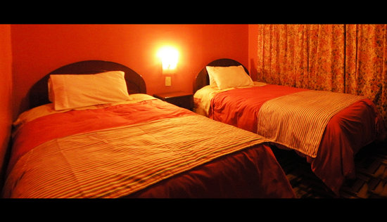 Hotel Margarita: Habitacion Doble/TwinRoom