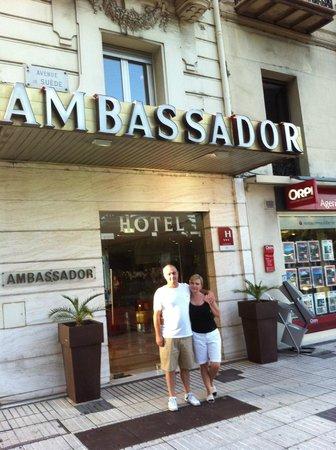 Ambassador Hotel: us