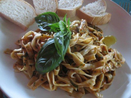 Buon Appetito: Pasta Portofino