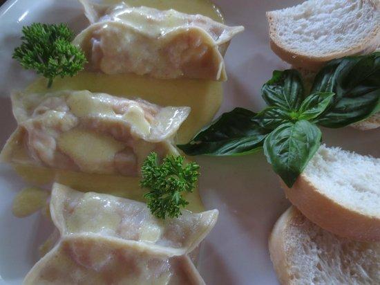 Buon Appetito: Stuffed pasta