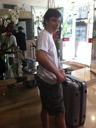 Ambassador Hotel: bye