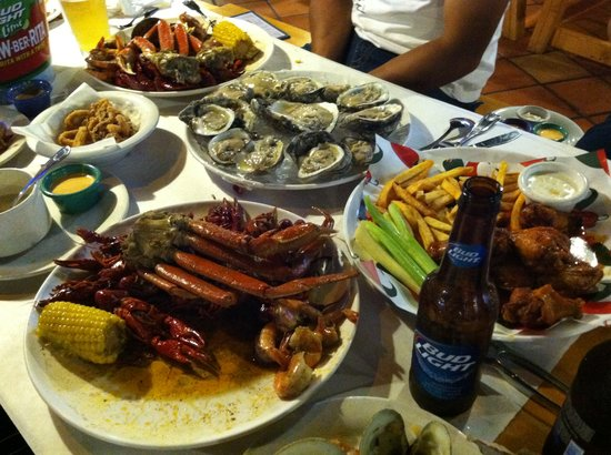 Seafood And Wings Review Of Red Crawfish Lawrenceville Ga Tripadvisor