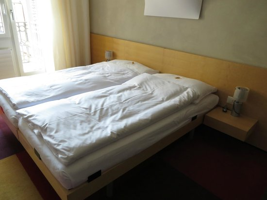 BEST WESTERN Hotelbern: Beds