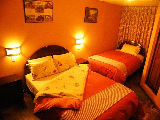 Hotel Margarita: Habitación Familiar/Family Room