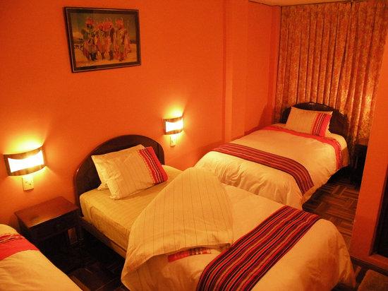 Hotel Margarita: Habitación Triple/Triple Room