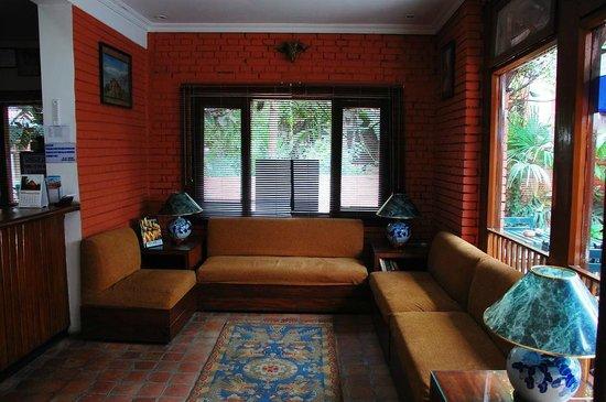 Hotel Mandap: Lobby