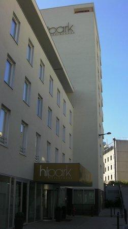 Hipark Grenoble: hotel