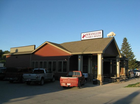Wrangler Cafe - Custer, South Dakota_02